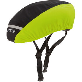 GORE WEAR C3 Gore-Tex Helmet Cover Men, black/neon yellow